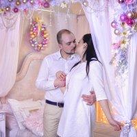 нежный поцелуй :: Ольга Гребенникова