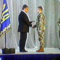 Церемония награждения! :: Миша Любчик