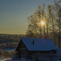 В деревне :: Дмитрий Царапкин