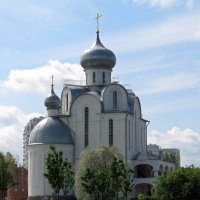 Церковь Благовещенья Пресвятой Богородицы :: Вера Щукина