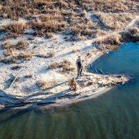 Зимняя рыбалка в Оклахоме :: MVMarina