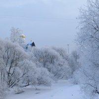 Зима :: Варвара Варвара
