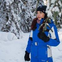 Зимняя прогулка :: Sergey Oslopov
