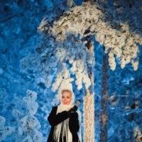 На закате морозной зимой :: Аннета /Анна/ Шу