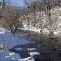 Уксичан - тёплая река :: Юрий Приходько