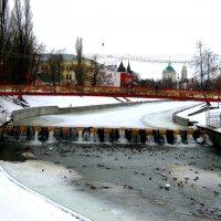 Плотина :: Борис Митрохин