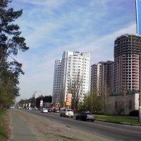 Светлая улица :: Сергей Гвоздев