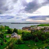 поселок Взморье. С видом на Калининградский морской канал. :: Денис Штейн