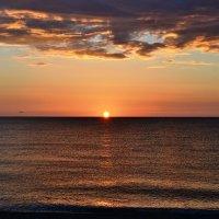 Закат на Ионическом море :: Ирина Falcone