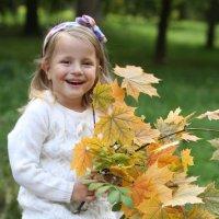 Золотая осень :: Елена Касинская