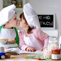 Мила и Тимоша :: Алеся Салангина