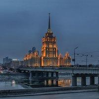 Вечерняя Москва. Фото 10. :: Вячеслав Касаткин