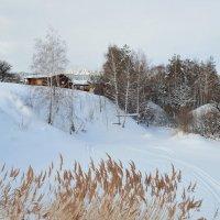 Автограф зимы :: Татьяна