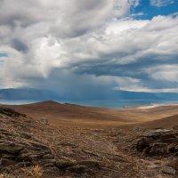 Дождливо на Байкале :: Альберт Беляев