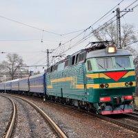 Электровоз ЧС7-234 :: Денис Змеев
