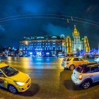 Ночная Москва :: Игорь Герман