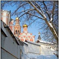 Свято-Иоанно-Богословский монастырь :: Жанна Корнеева