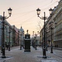Пешеходная зона :: Константин Бобинский