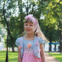 Девочка :: Elena Moskina