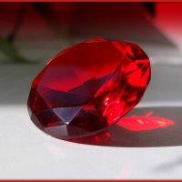 Красный кристалл :: Андрей Заломленков