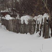 Старый забор :: Yasnji