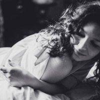 Черно-белые кудри :: Александра Калинина