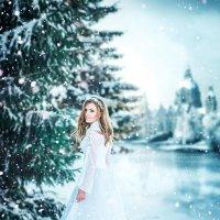 Снежная королева :: Марина Шавловская
