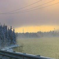Туман. :: Галина Полина