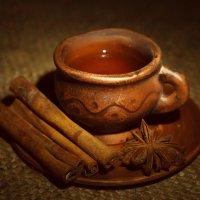 вечерний чай :: аннушка