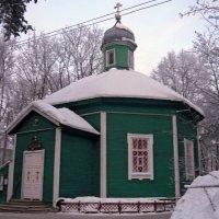 Церковь Александра Невского :: Вера Щукина