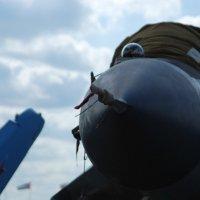 Авиасалон Макс 2015 :: Дмитрий Нечелюк