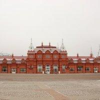 Типография музея Троице-Сергиевой лавры :: Анна Елишева
