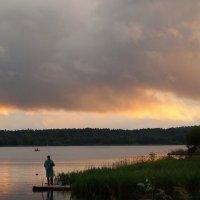 На закате :: Надежда Бахолдина
