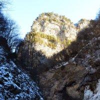 Зима в горах :: Роман Небоян
