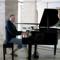 """проба """"рояля"""" в горнолыжном курорте :: maxim"""