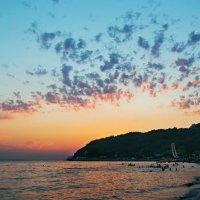 Черное море. :: Дарья Казбанова