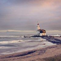 маяк в Нидерландах :: Юлия Ходаковская