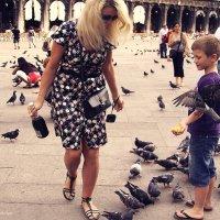 прогулка в венеции :: Юлия Ходаковская
