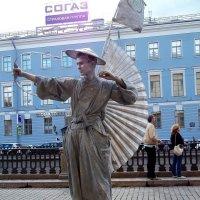 живая статуя :: Алла Лямкина