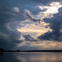 Небо волнуется раз... :: Дмитрий MusiKc