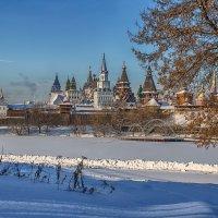 Вид на Измайловский Кремль :: Вячеслав Касаткин