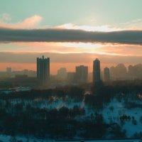 Городской пейзаж. :: Александр Атаулин
