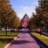 Тропа к башне :: Алексей Афанасьев