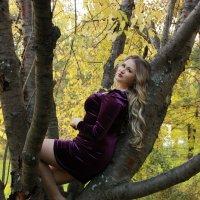 Русалка на ветвях сидит))) :: Анна Елишева