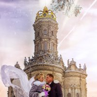 Свадьба в Подольске :: Елена Денисова