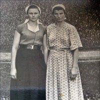 Соседки. 1948 год :: Нина Корешкова