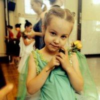 Маленькая балерина :: Елена