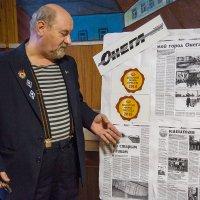 Старый журналист рассказывает :: Валентин Кузьмин