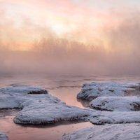Туман над рекой :: Флюра Дудина