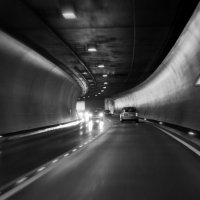 По тоннелю :: Alexander Andronik